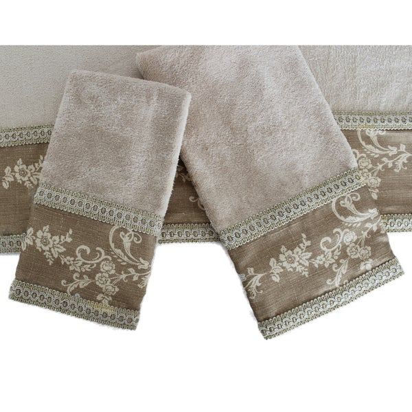 Shop Sherry Kline Winchester Decorative 3 Piece Towel Set