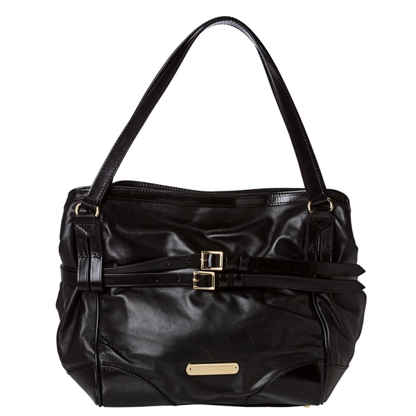 Burberry Small Bridle Leather Tote