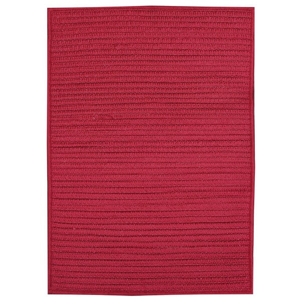 Nautical Red Accent Rug (1'8 x 2'6)