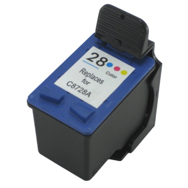 HP 28/ C8728AN Tri-Color Ink Cartridge (Remanufactured)