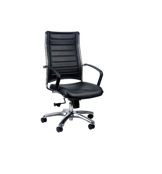 Eurotech Europa High Back Vinyl Executive Chair