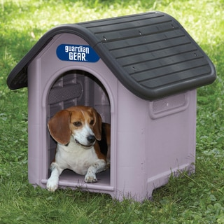 Guardian Gear Happy Home Dog House   Free Shipping Today   Overstock.com    14844874