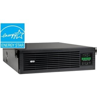 Tripp Lite UPS Smart Online 3000VA 2700W Rackmount LCD YSB DB9 3URM