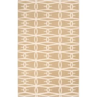 Hand-woven Missouri Wool Rug