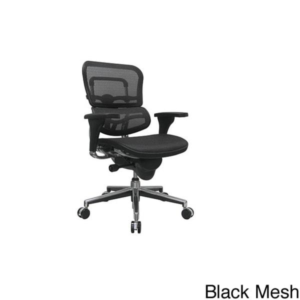 Eurotech Ergohuman Ergonomic Mesh Chair
