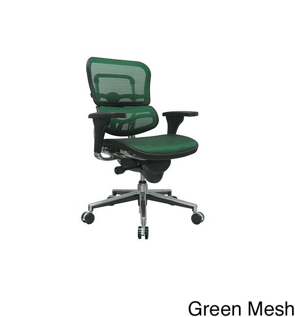 Eurotech Ergohuman Ergonomic Mesh Chair N A