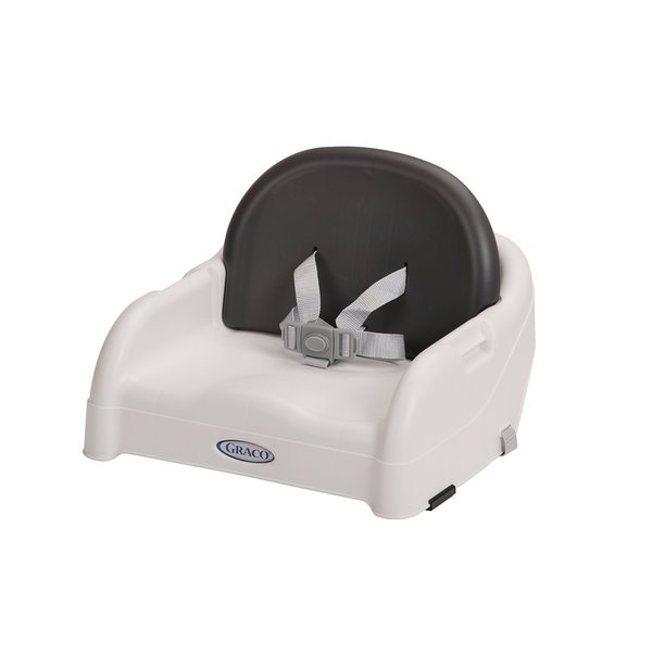 Graco Toddler Booster Chair in Dark Shadow