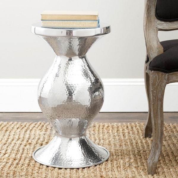 Safavieh Radium Silver Small Table