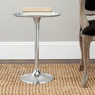 "Safavieh Platian Round Top Silver Table - 14.8"" x 14.8"" x 20.3"""