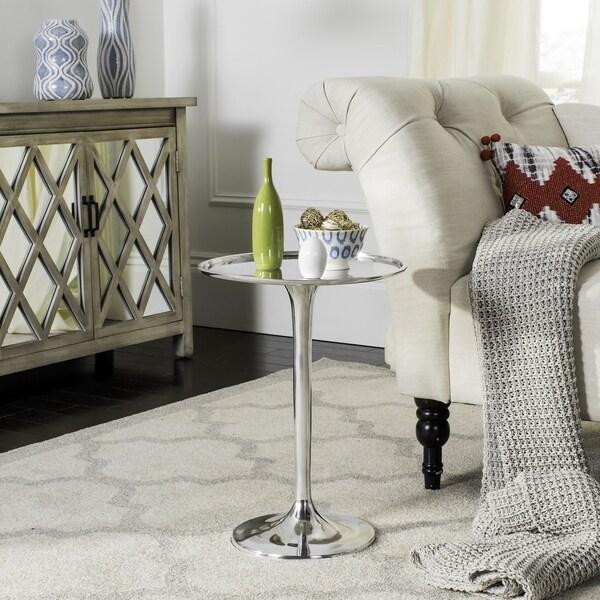 Safavieh Platian Silver Table