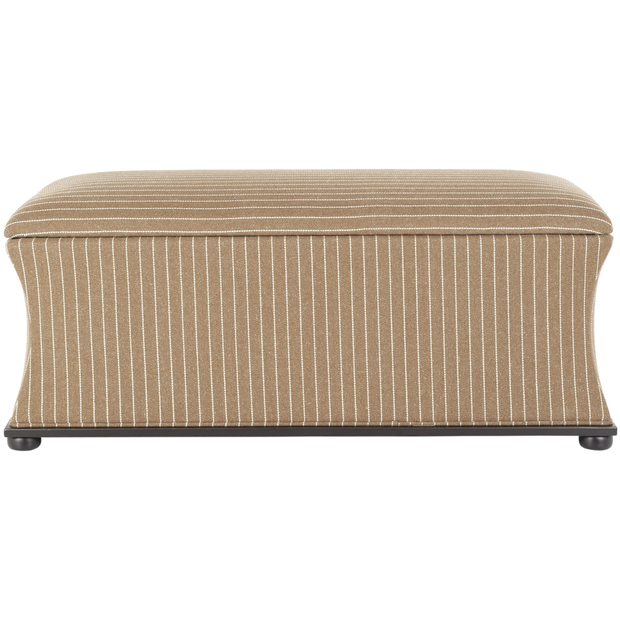 Stupendous Safavieh Aroura Brown Storage Bench 36 2 X 18 5 X 20 5 Caraccident5 Cool Chair Designs And Ideas Caraccident5Info