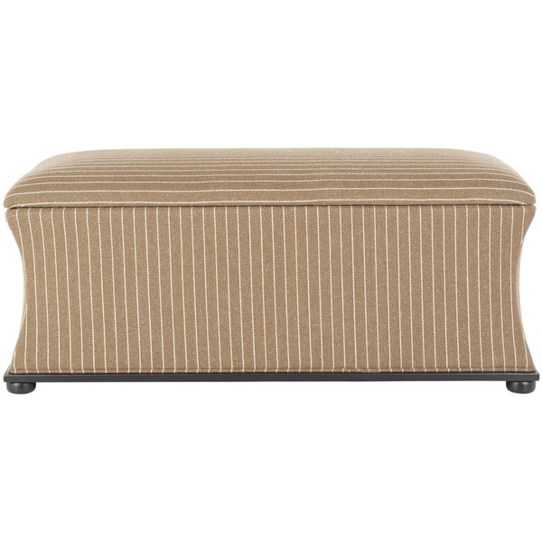 Safavieh Aroura Brown Storage Bench