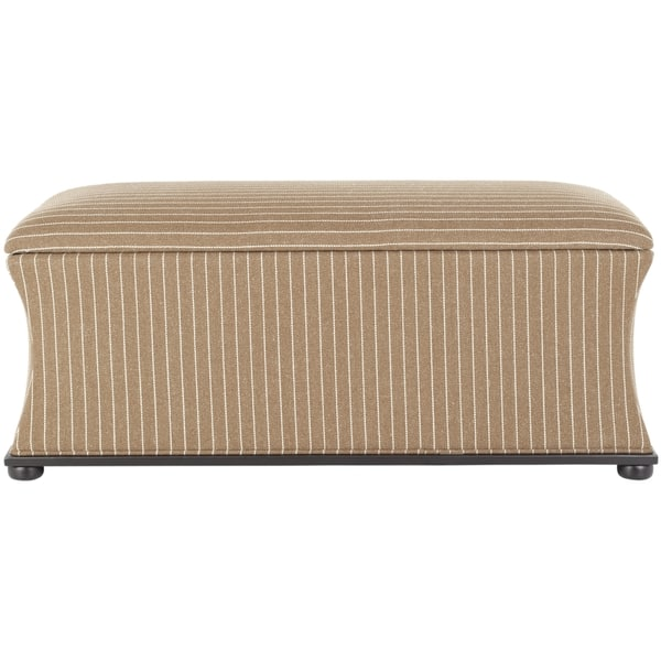 Surprising Shop Safavieh Aroura Brown Storage Bench 36 2 X 18 5 X Caraccident5 Cool Chair Designs And Ideas Caraccident5Info
