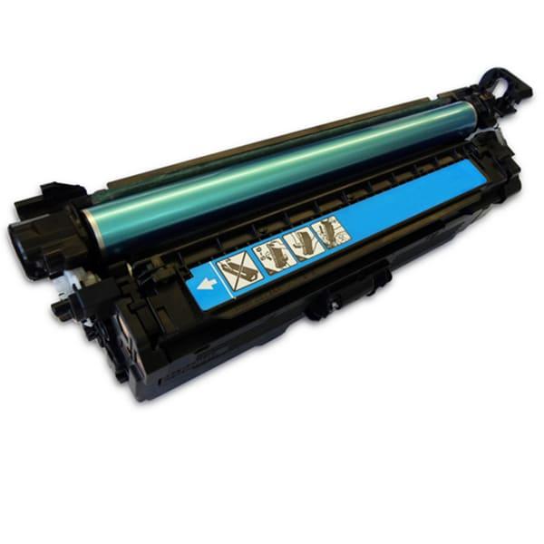HP CE401A Compatible Cyan Laser Toner Cartridge