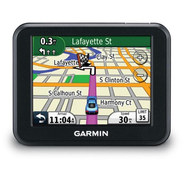Garmin nuvi 30 3.5-inch Portable GPS Navigator (US & Canada Maps)