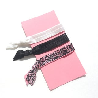 Boutique 3-Piece Ponytail HairTies