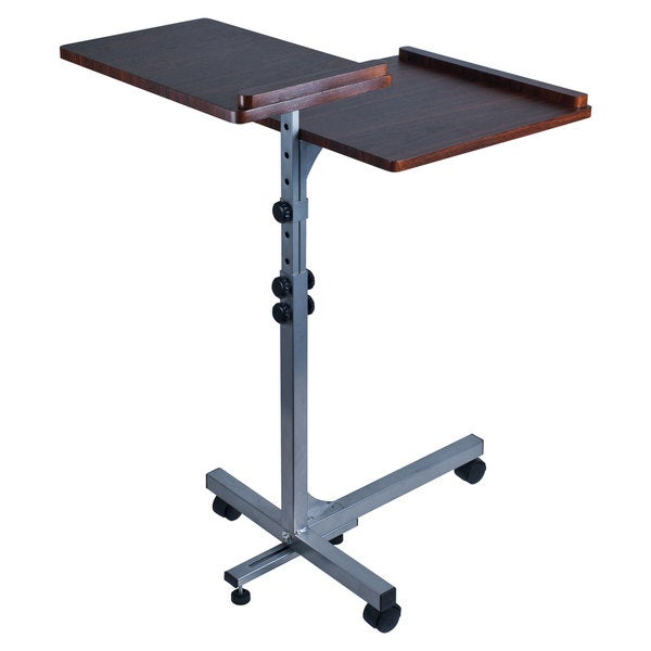 Trademark Home Two-shelf Laptop Utility Desk