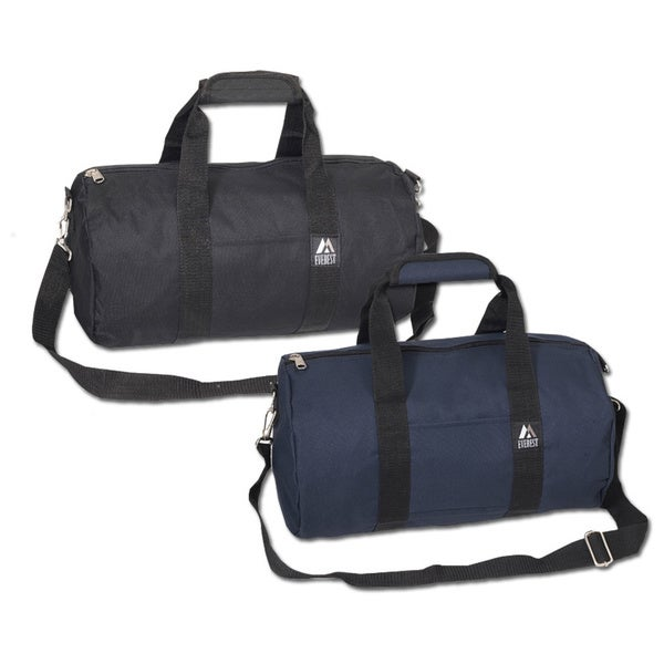 e5ed5f2cd454 Shop Everest 16-inch 600 Denier Polyester Rounded Duffel - Free ...