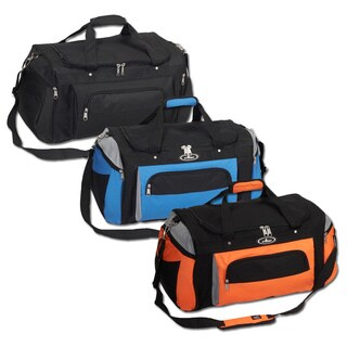 Everest 24-inch 600 Denier Polyester Deluxe Sports Duffel (3 options available)