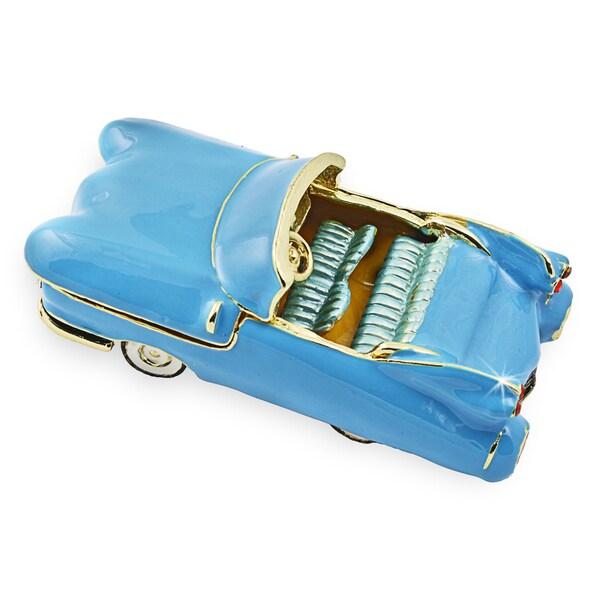 Objet d'art 'Ragtop Man Cadillac' Trinket Box