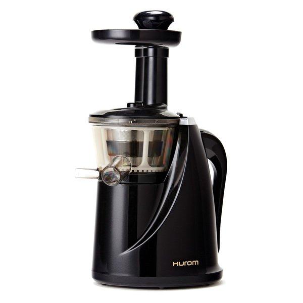 Hurom HU-100B Black Masticating Slow Juicer