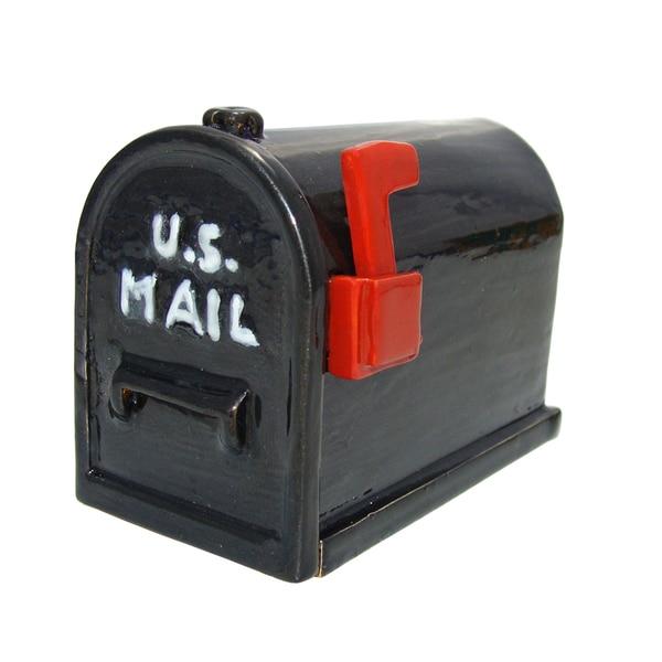 Objet d'art 'You've Got Mail' Mail Box Trinket Box