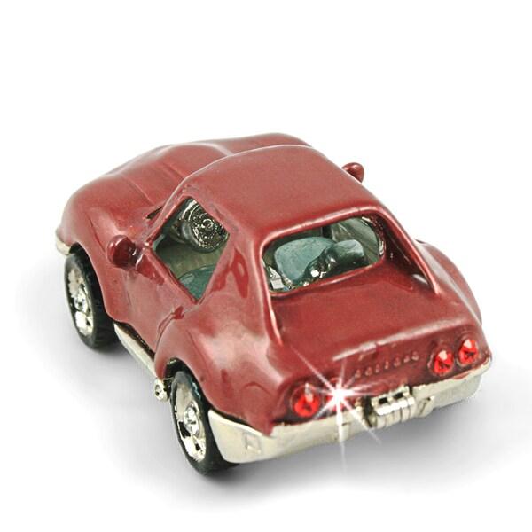 Objet d'art 'Stingray' Chevrolet Corvette Trinket Box