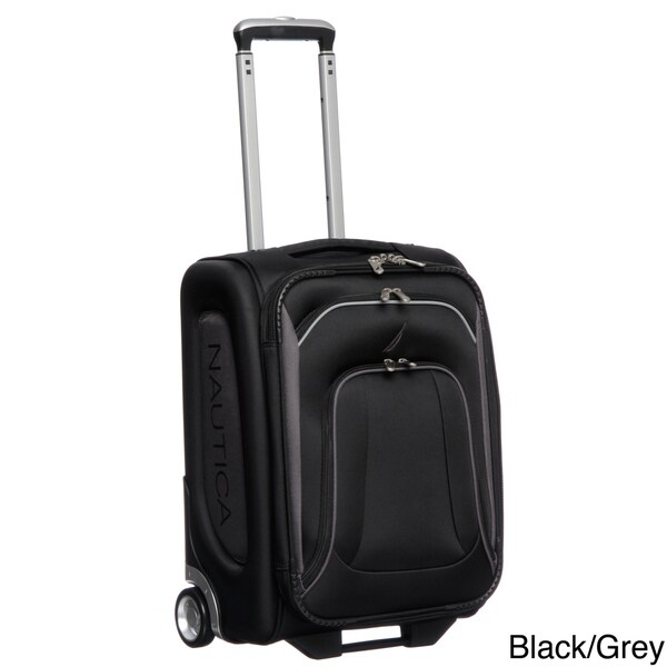 Nautica Charter 20-inch Carry On Expandable Upright