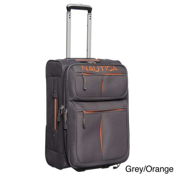 Nautica Maritime II 21-inch Rolling Carry-on Upright - Free ...