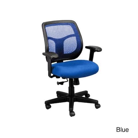 Eurotech Apollo Mesh/Fabric Task and Draft Chair
