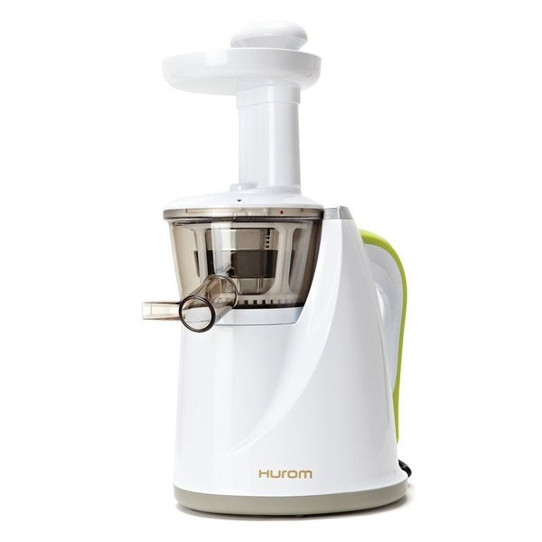 Big Boss Masticating Slow Juicer Reviews : Hurom HU-100W Snow White Masticating Slow Juicer - Free Shipping Today - Overstock.com - 14847380