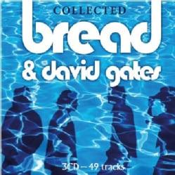 BREAD & DAVID GATES - COLLECTED
