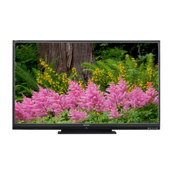 "Sharp LC70LE640U 70"" 1080p 120Hz LED TV (Refurbished)"