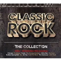 CLASSIC ROCK-THE COLLECTION - CLASSIC ROCK-THE COLLECTION