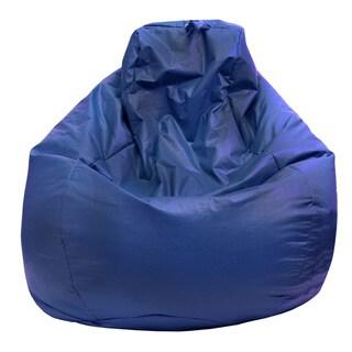 Link to Gold Medal Large Vinyl Teardrop Bean Bag Similar Items in Home Office Furniture