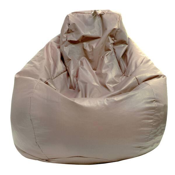 Pleasant Shop Gold Medal Large Vinyl Teardrop Bean Bag Free Creativecarmelina Interior Chair Design Creativecarmelinacom