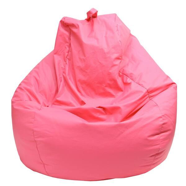 Surprising Shop Gold Medal Large Vinyl Teardrop Bean Bag Free Creativecarmelina Interior Chair Design Creativecarmelinacom