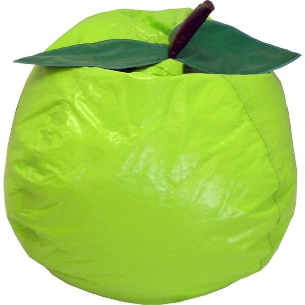 Gold Medal Lime Small/Toddler Vinyl Bean Bag