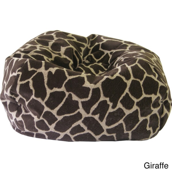 Gold Medal Child Size Animal Print Bean Bag Free Today