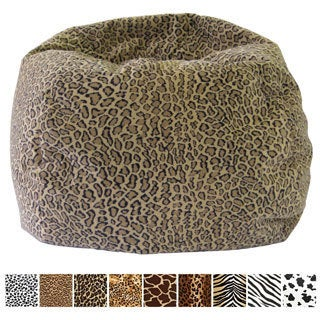 Gold Medal Child Size Animal Print Bean Bag
