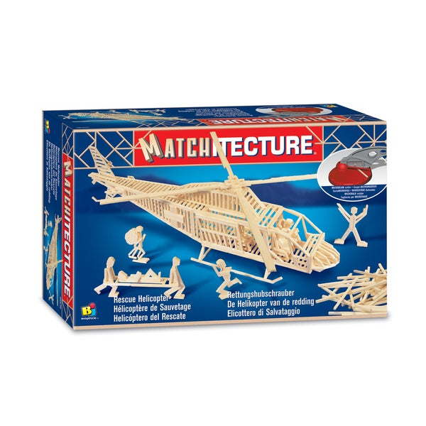 Matchitecture Rescue Helicopter