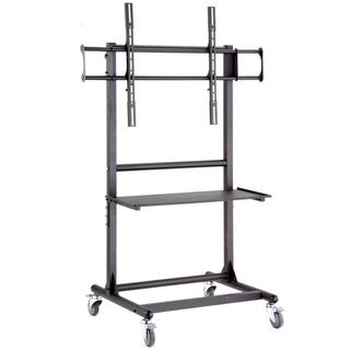 Cotytech Adjustable Ergonomic Mobile TV Cart For 56 to 70 inches (3 options available)