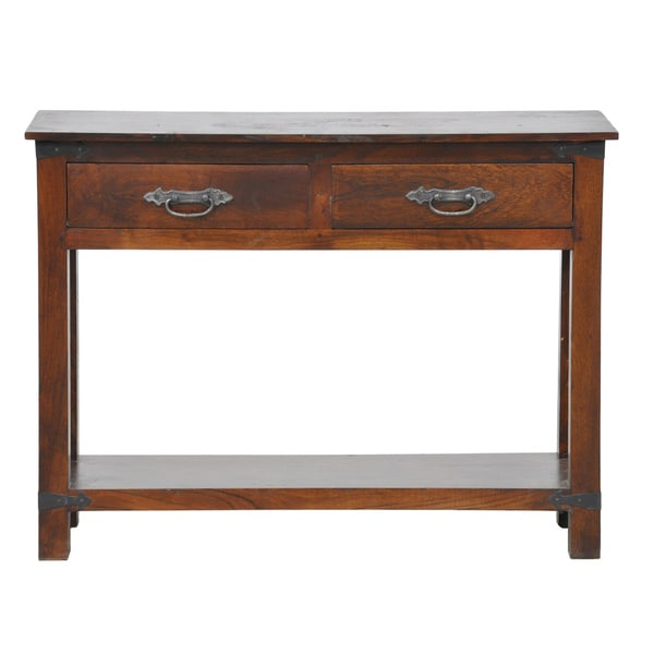 Kosas Home Adora 2-drawer Console Table
