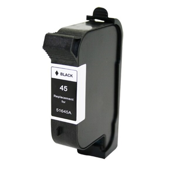 HP 45/ 51645 Black Ink Cartridge (Remanufactured)