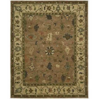 Nourison Hand-Knotted Wool Rug