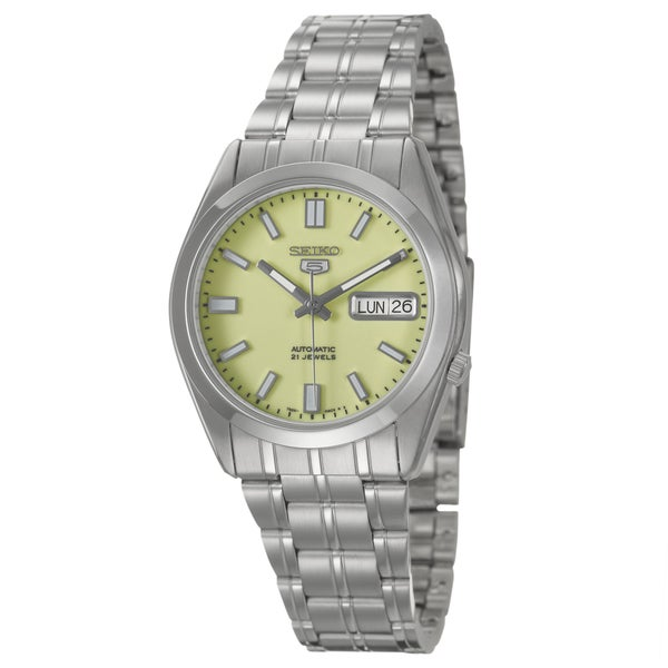 Seiko Men's '5 Sports Automatic' Stainless Steel Automatic Watch