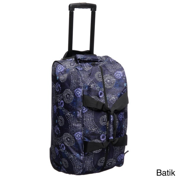 Athalon 220 21-inch Wheeled Carry On Upright Duffel Bag