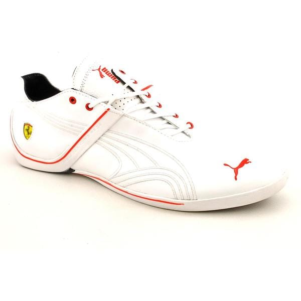 Puma Men's 'Future Cat Remix SF' Leather Casual Shoes (Size 14)