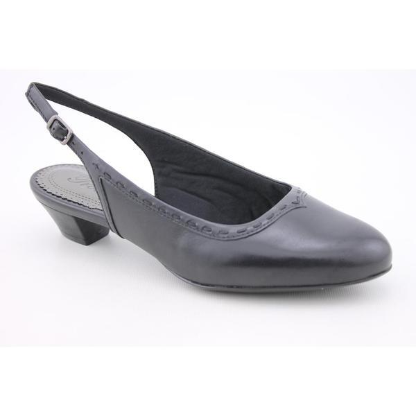 Trotters Women's 'Dana' Leather Dress Shoes (Size 9.5) Narrow