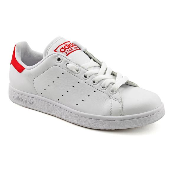 Shop Adidas Men s  Stan Smith 2  Leather Casual Shoes (Size 7) - Free  Shipping Today - Overstock - 7397303 ef077555d